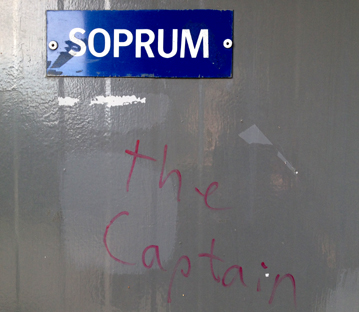 Soprum The Captain