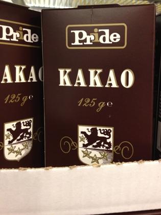 Pride kakao