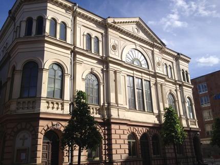 Baptistkyrkan i Uppsala