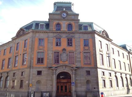 Riksbankens hus