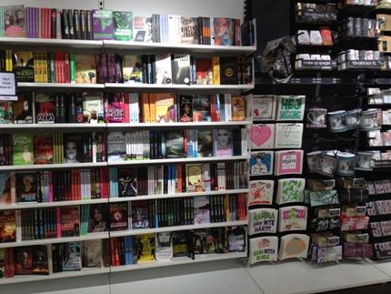 Böcker disktrasor muggar på Bokia