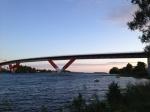 Bron julikväll