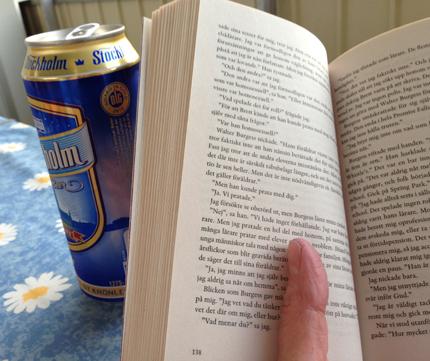 Öl och bok