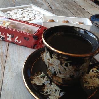 Kaffe hos Lucille