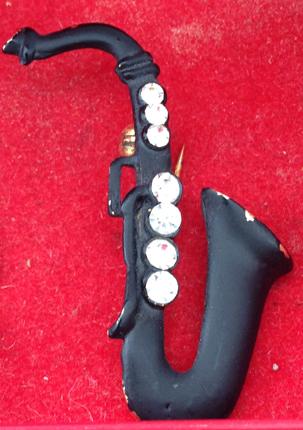 Saxofonbrosch