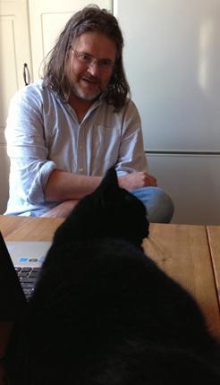 En Magnus och hans ägare Bibbi