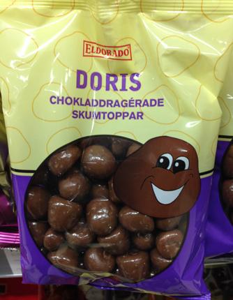 Doris skumtoppar
