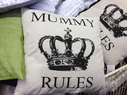 Mummy rules