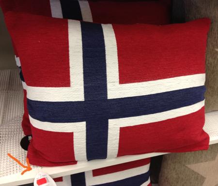 Norsk kudde
