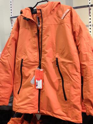 Orange jacka