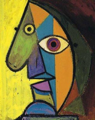Picassoporträtt av Dora Maar