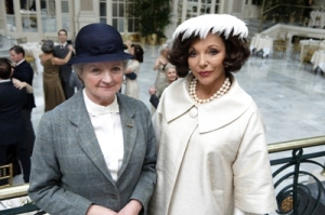 Miss Marple och Joan Collins