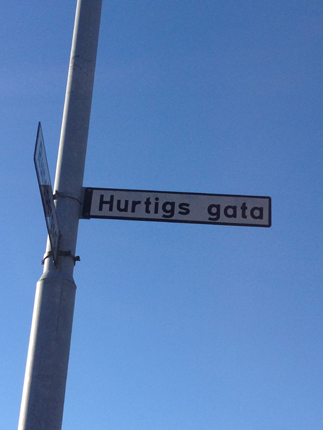 Hurtigs gata