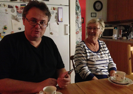 Jerry o Annas mamma