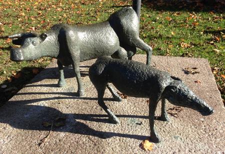Staty vildsvin