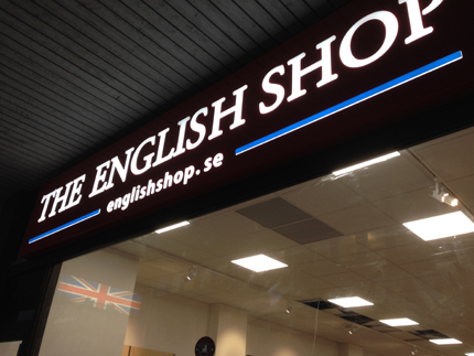 The English Shop