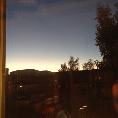 Arbetsrumsfönstret