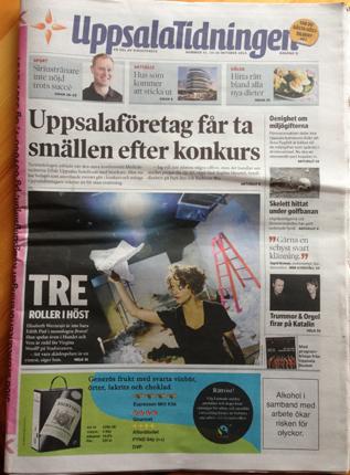 Uppsalatidningen vecka 41