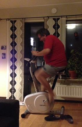 Jerry cyklar