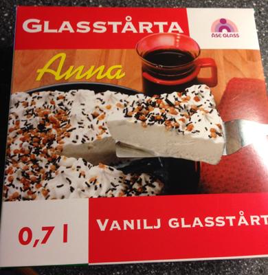 Glasstårta Anna