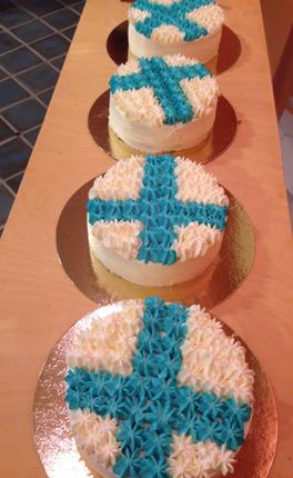 Finska tårtor