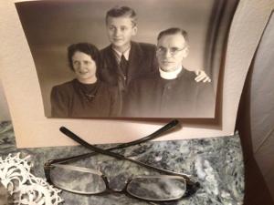 Annas brillor farmor pappa farfar