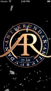 Antikrundan app