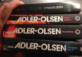 Böcker Börjlind Adler Olsen