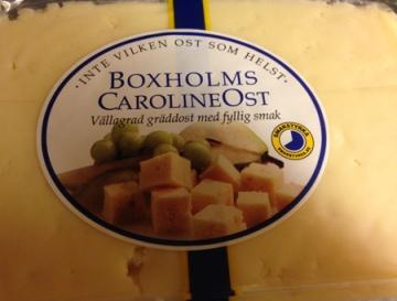 Boxholms Carolineost
