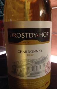 Drosty Hof Chardonnay