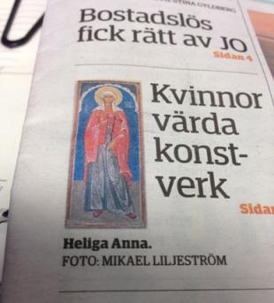 Heliga Anna