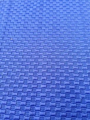 Blå tablett