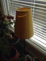 Gul lampskärm