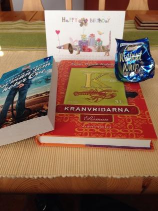 Födelsedagspresenter från Anna