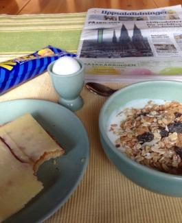 Skärtorsdagsfrukost