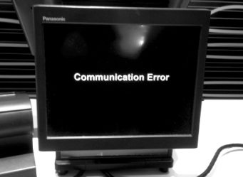 Communication Error