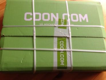 Paket från CDON.com