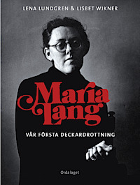 Maria Lang vår första deckardrottning