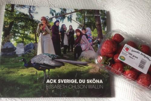 Ack Sverige du sköna och jordgubbar