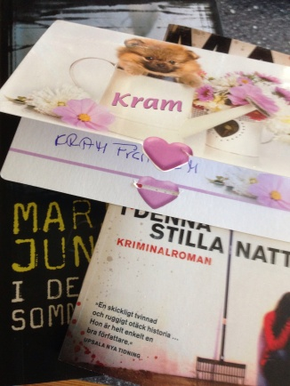 Böcker och kramkort från FEM
