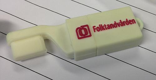 USBminne fr Folktandvården