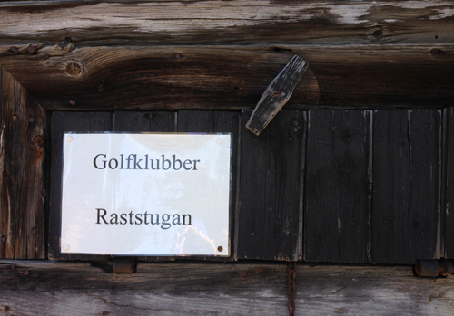 Golfklubber