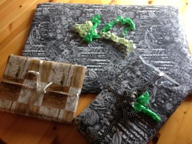 Paket till Elias 2014