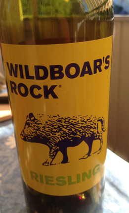 Wildboar's rock