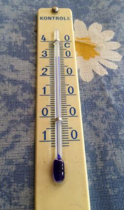 30 grader varmt