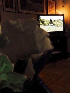 Godispåse och Morden i Midsomer på TV