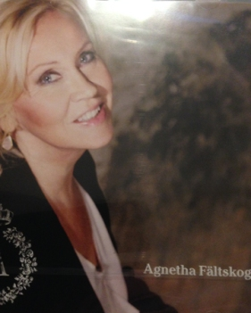 Agnetha Fältskogs CD A