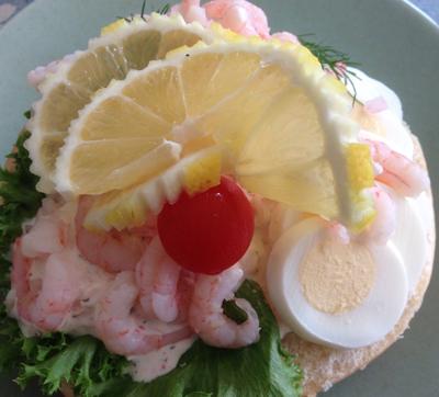 Sniggt skuren citron