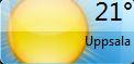 Dagens andra väderprognos