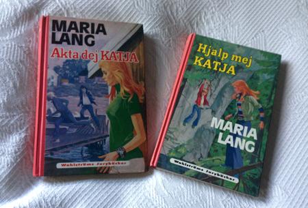 Katjaböcker av Maria Lang